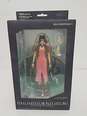 Final Fantasy VII 7 Vol. 1 No. 3 Aerith Gainsborough Play Arts Action Figure