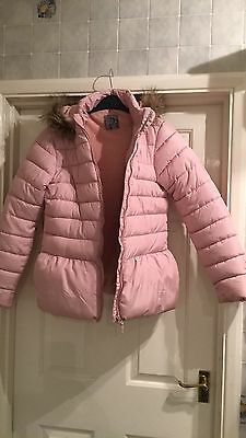 Girls Padded Winter Jacket From Next