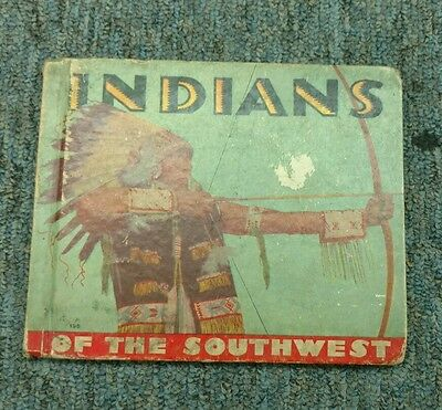 1937 Indians of the Southwest Book