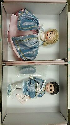 Madame Alexander Romeo and Juliet Mint in Box (Both Included)