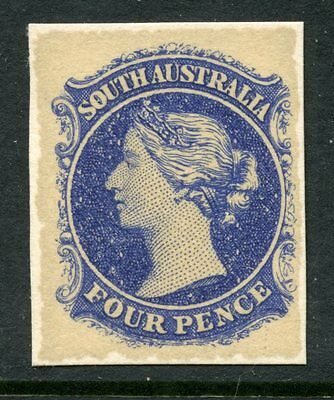 South Australia 1868 ERROR SG 68c, facsimile from the Queens collection