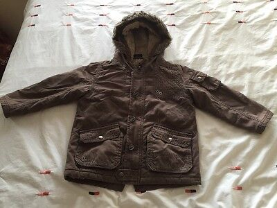 Next Winter Jacket Age 3-4 Years