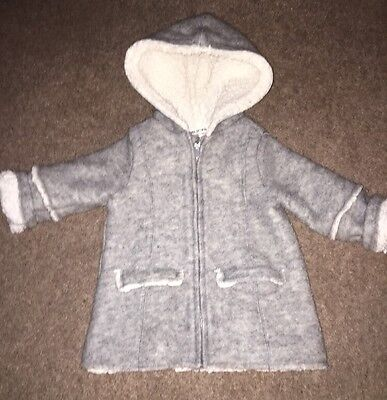 Girls Zara Coat ( Age 2-3 Years)