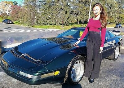 1991 Chevrolet Corvette Base Hatchback 2-Door 1991 Corvette- Great Holiday Gift!
