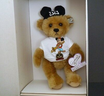 NEW Annette Funicello Collectible Mousekebear