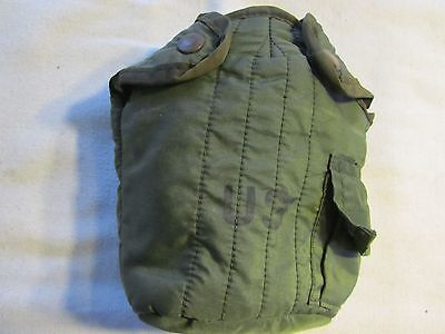 Vietnam War 1972 Us Army/marines Nylon Canteen Cover - Marked - Exc. Cond.