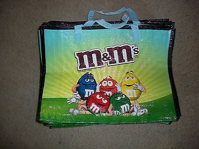 M&M Collectible Canvas Tote Bag