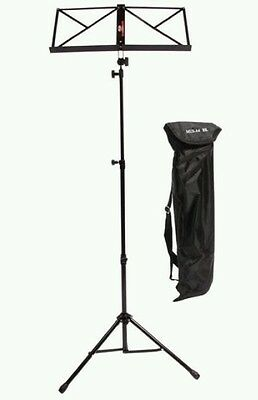 Stagg MUS-A4 BK foldable music stand