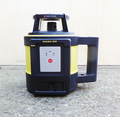 Leica Rugby 810 Self Leveling Rotating Laser