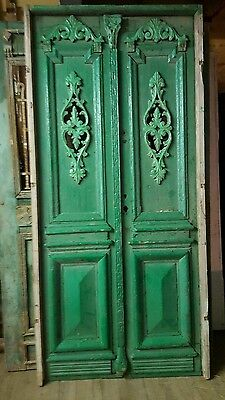 Antique Egyptian Doors Architectural Salvage Gothic Medieval Victorian Art Deco