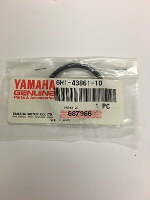OEM Yamaha 6H1-43861-10-00 O-Ring For Power Tilt And Trim Assembly(free Shipping
