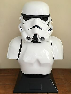 Andrew Ainsworth Signed Star Wars Original Stormtrooper [Ultimate Combo Spec]