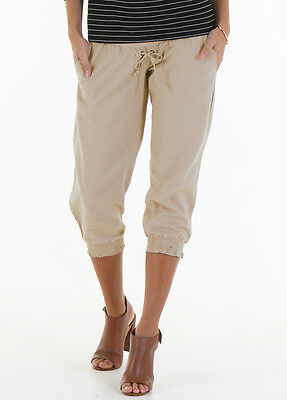 NEW - Trimester™ - Scout Linen Maternity Pants
