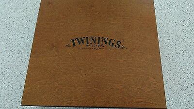 Twinings Tea Box. Melbourne or Can Post