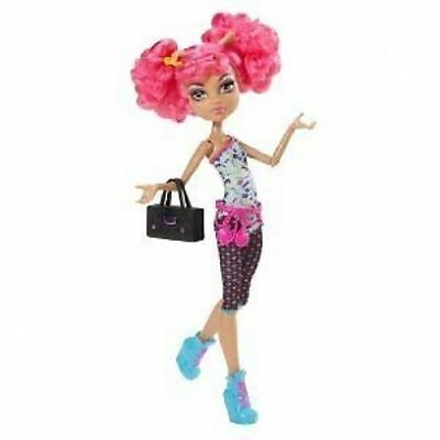 Monster High Howleen Wolf Dance class MATTEL