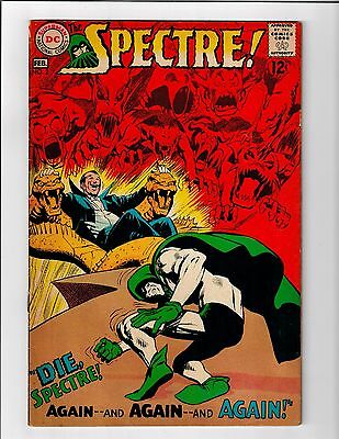 The Spectre #2 - 1968 Series - 5.5/6.5