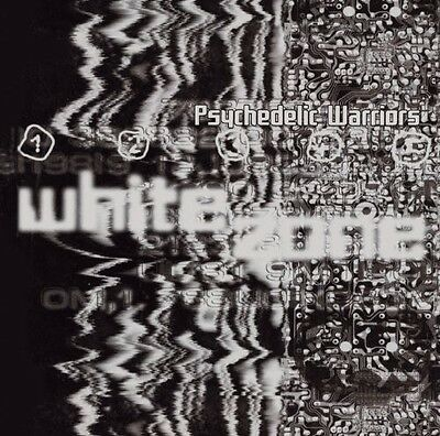 Psychedelic Warriors - White Zone [New CD] Rmst