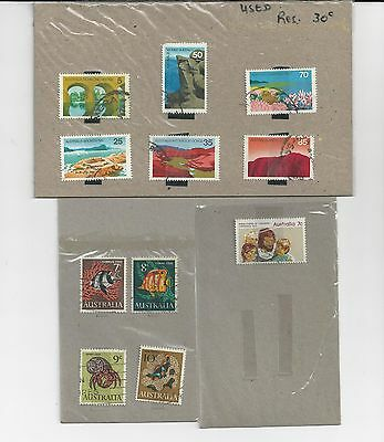 Australia - Selection Of Early Stamps - #aus72