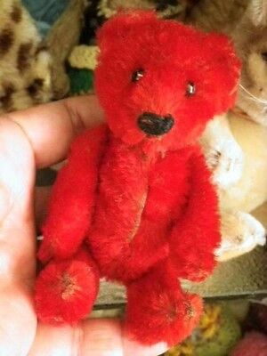 Germany vintage Shuko red Bear 1930's and later