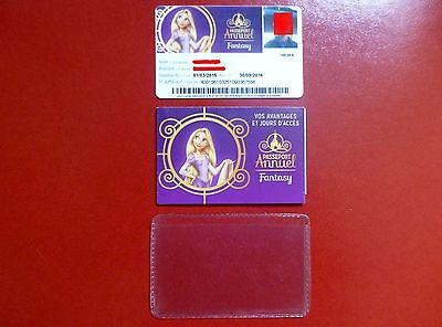 passeport annuel fantasy disneyland collection