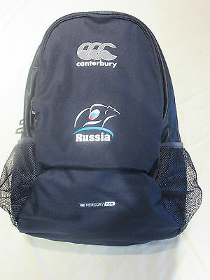 Canterbury Russia Rugby Tcr  Mercury Travel Backpack / Bag Rrp £35