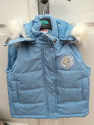 Girls Winter Gilet