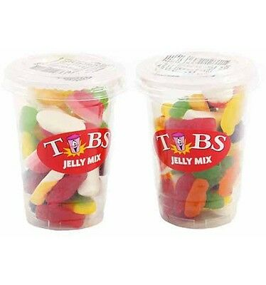 Tubs Jelly Mix 150g x 12