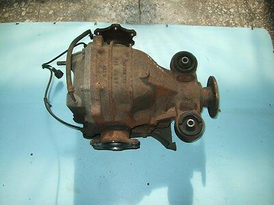 Nissan 350 Z 2003-2005 3.5L Petrol Rear Diff Differential Ratio Convertible