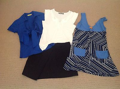BULK ITEMS Bought In Myers & General Pants TOPS, SKIRT & DRESS SIZE 8/10