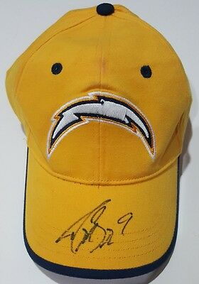 Drew Brees Signed Auto Autographed San Diego Chargers Football Cap Hat - Saints