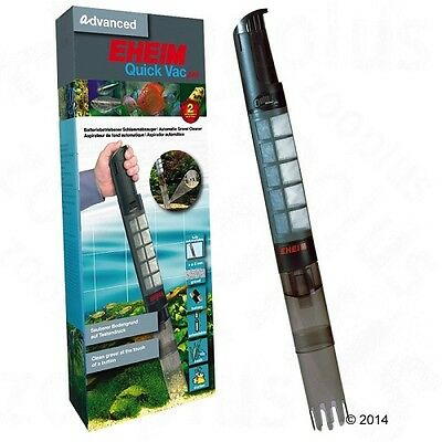 Gravel Cleaner for Aquarium Battery Large Automatic Upto 60cm Deep Easy to Use