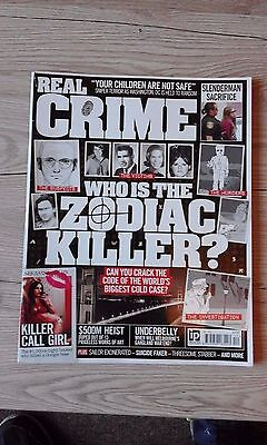 Real Crimes Magazine Number 012