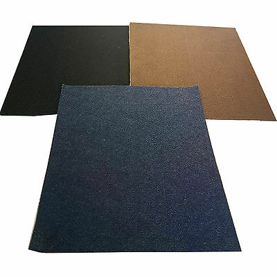 Self Adhesive Thermal Sound Insulation Flexible Carpet Tiles / Underlay 300 mm