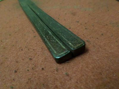 tawse/cane  genuine  rare old primary school tawse from livingstone area