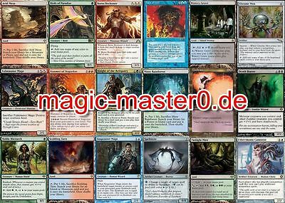 50 Rares aus Sammlung Magic The Gathering Karten Top Angebot