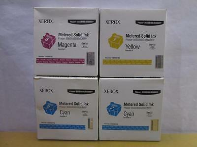 Xerox Phaser 8550 8560 Cyan Metered Wax Solid Ink 108R00706 BRAND NEW BOXED
