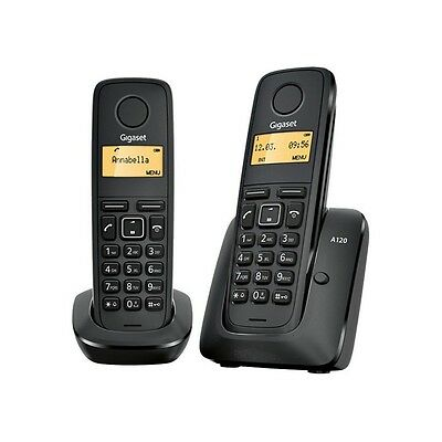 Telefono Dect Siemens Gigaset A120 Pack Duo (Base+Sup)