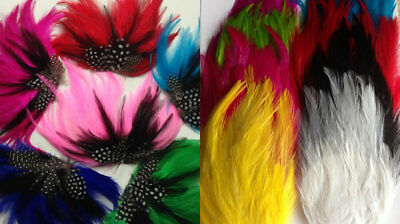 Goose Feather Pad for Headbands Fascinators Costumes Hat Handmade Crafts