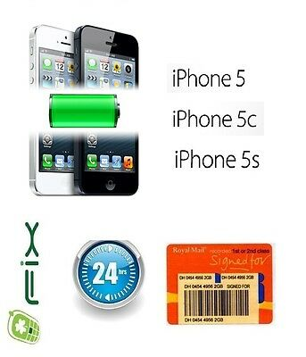 iPhone 5 5C 5S New Battery Replacement Repair Service