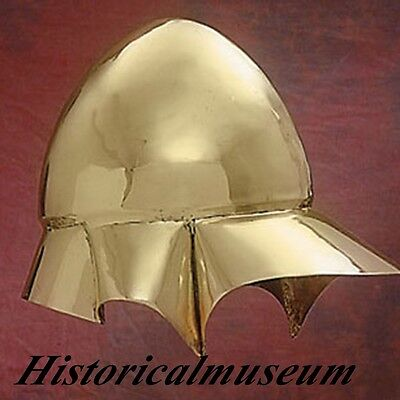 GREEK CORINTHAN BOEOTIAN HELMET Roman Fighting Medieval European Costume Helmet