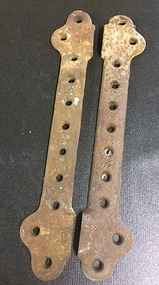 2 Cast Iron Sink Mounts Standard 14 1/2 Inches Long