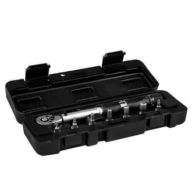 M:Part Torque Wrench - 3-15nm - 7pc Hex key Set Included Bike Cycle Maintenance
