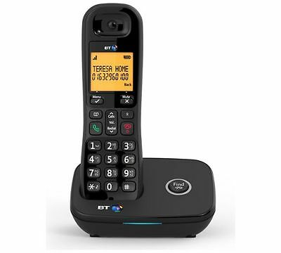 BT 1200 Single Digital Cordless Home Phone & Nuisance Call Blocker