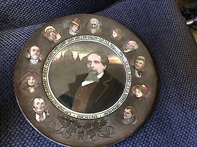 ROYAL DOULTON D6306 Decorative Plate - Dickens
