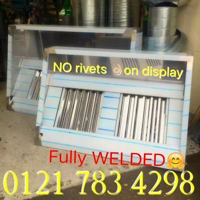 Commercial Kitchen Stainless Steel Canopy/hood 1000Mm