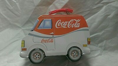 Coca Cola Vintage Tin Lunchbox *FREE SHIPPING**