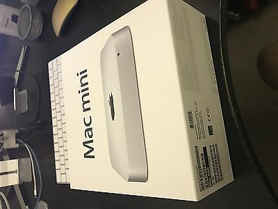 Mac Mini box for 2.5 Server with HDMI DVI Cable
