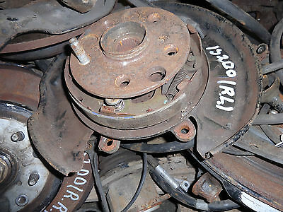 2002 Lexus Is200 Complete Rear Hub With Wheel Bearing Passenger Side Free Post