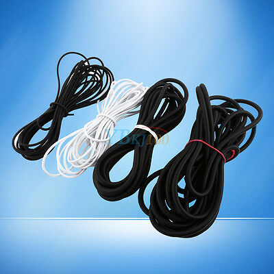5M/10M Strong Elastic Bungee Rope Shock Cord Tie Down DIY Jewelry Making Durable