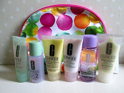 Clinique 7 piece Skincare Gift Set , New & Unused. Great for Christmas !!